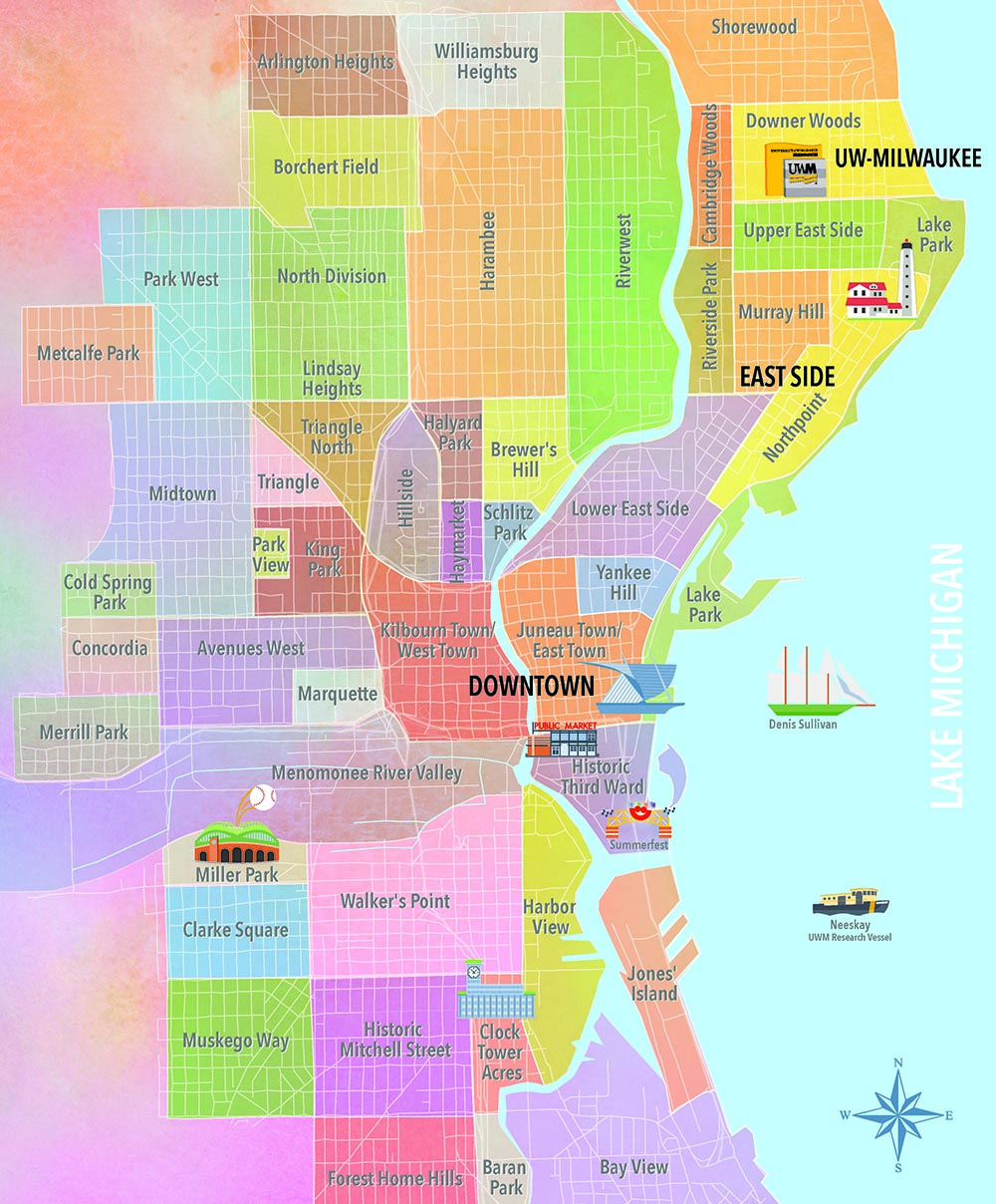 Milwaukee Neighborhoods
